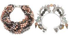 FAB statement necklace & bracelet! <3