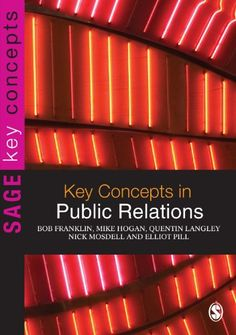 buy now   									£22.82 									  									'Offers the reader a concise and very readable tour through the many facets of PR. It provides a solid overview of the PR industry, suitable not only  ...Read More