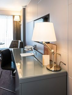Refurbishment to drive a hotel upmarket This project, which was formerly a Ramada hotel, is a Hilton Doubletree: Hilton's up-market brand. Stride Treglown Interiors designs for the bedrooms, restaurant and …