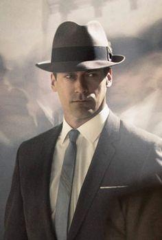 How to Wear a Hat Like Don Draper (Sorta): <em>Mad Men</em>Episode 12 Fashion Recap  - Esquire.com