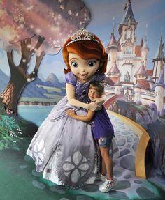 Princess Sofia Debuts at Disney's Hollywood Studios