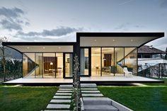 Mirror House North in Bolzano