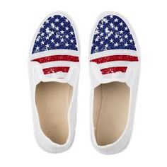 American Flag Waving Distressed Men's Shoes   •    Demetrus from NC, Thank you for your purchase!   •   This design is available on t-shirts, hats, mugs, buttons, key chains and much more   •   Please check out our others designs at: www.cafepress.com/ZuzusFunHouse