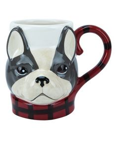 Ideal Present Boston Terrier Rules /'It/'s Mine!/' Novelty Dog Owners Keyring