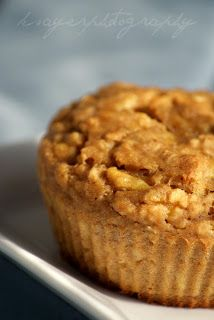 Low Fat Banana Protein Muffins