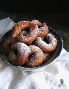 Ideas que mejoran tu vida Sweets Cake, Cookie Desserts, No Bake Desserts, My Recipes, Cooking Recipes, Favorite Recipes, Tapas, Flan, Bagel