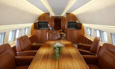 private jet with shower and bedroom - Google Search