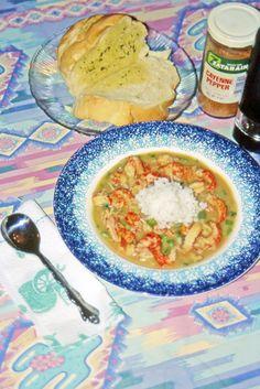 Crawfish Etouffee | AR Farm Bureau Blog: Taste Arkansas