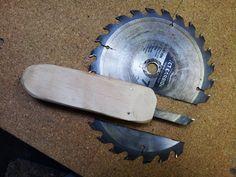 DIY Carbide Parting Tool