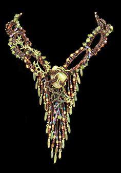 Intuitive Beadweaving by Wendy Seaward | Beads Magic
