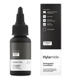 Hylamide - Finisher Series - Base Photography Foundation Transparent