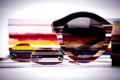 ULTRA limited: occhiali prodotti in esemplari unici. Realizzati a mano in Italia.