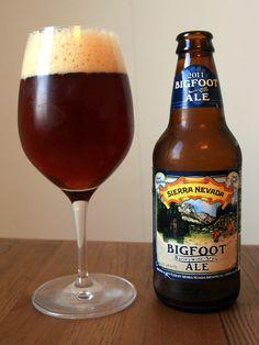 Sierra Nevada Brewing Co. - Sierra Nevada Bigfoot (barleywine style) 9,6% pullo