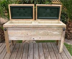 Love this outdoor cooler