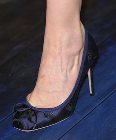 The Terrier and Lobster: Valentino Haute Couture Fall 2012 Toe Shoe Heels