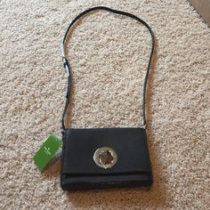 ⭐FINAL SALE NWT Black Kate spade bag New with tags black Kate spade cross body bag. kate spade Bags Crossbody Bags