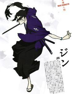 Jin (Samurai Champloo)/#427442 - Zerochan