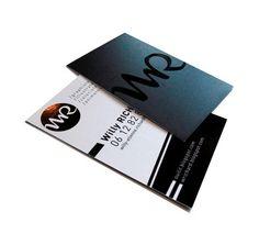 Exemple Carte De Visite Avec Vernis Slectif Imprime Par PrintShotfr