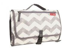 Skip Hop Pronto Chevron (Chevron) Diaper Bags