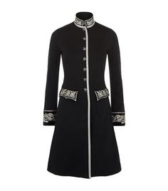 Denim & Supply Ralph Lauren Military Embroidered Coat