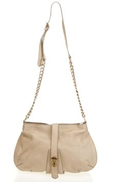 Burberry Grainy Leather Small Hobo In Trench