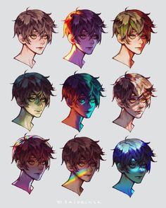 Digital Painting Tutorials, Digital Art Tutorial, Art Tutorials, Digital Art Beginner, Poses References, Anime Drawings Sketches, Drawing Reference Poses, Drawing Tips, Drawing Base