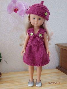 AU PAYS DES CHERIES: Une petite robe de printemps !