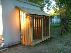 [Firewood storage] 12' x 16' Shed Project - The Garage Journal Board