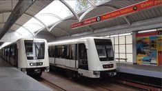 Metró Budapesten / Metro in Budapest