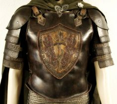 Ranger Cuirass 2.1 by Sharpener.deviantart.com on @deviantART