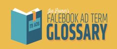 "Glossaire Facebook Ads : les ""must know"" [Infographie]"