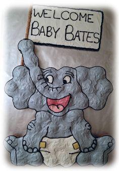 Baby elephant!                                                                                                                                                                                 More