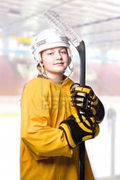 Portrait Of A Teenage Female Hockey Player Royalty Free Stock Photo, Pictures, Images And Stock Photography. Image 16253768.