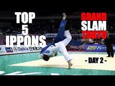 Judo TOP 5 IPPONS l Grand Slam Tokyo 2013 - Day 2 - martial arts videos