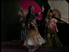 """Historical video: Masha Archer and the San Francisco Classic Dance Troupe perform on """"Talk of the Town,"""" 1985."""