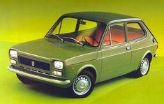 Fiat 127  Ours had 5 doors