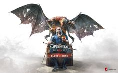 Witcher 3: Blood and Wine - Cover Leaked - NeoGAF