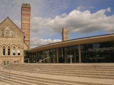 Nottingham Trent University - yep there's my old office window! Nottingham Trent University, Future Goals, The Guardian, Awkward, Britain, Public, Corner, Window, Urban