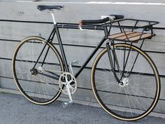 https://flic.kr/p/8JG5N2 | Black Porteur singlespeed | urbancycles.se