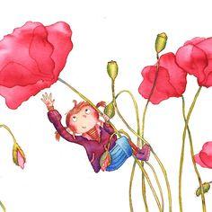 climbing poppie-