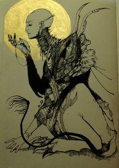 anicent tale by Hekkil.deviantart.com on @DeviantArt