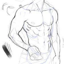 Anatomy Sketches, Anatomy Drawing, Anatomy Art, Body Reference Drawing, Anatomy Reference, Art Reference, Body Poses, Drawing Techniques, Manga