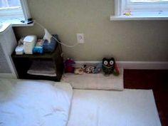 Montessori Floor Bed for Twins
