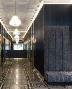 """Deck the halls with HARLOW Pendants...  #GabrielScott"""