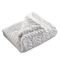 Our luxe ivory faux fur baby blanket is perfect for your gender neutral nursery. Neutral Baby Blankets, Crib Rail Cover, Neutral Bedding, Baby Bedding Sets, Nursery Bedding, Comforter Sets, Faux Fur Blanket, Security Blanket, Gender Neutral