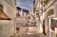 Popular on 500px : Monte SantAngelo (Foggia SE Italy) by ubaruch