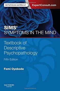 Sims' Symptoms in the Mind 5th Edition Pdf Download e-Book