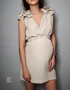 Vestido corto de fie