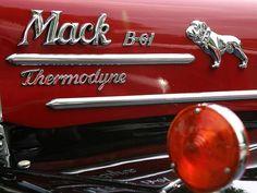Mack Truck Bulldog - Steve would have liked this one. Old Mack Trucks, Big Rig Trucks, Semi Trucks, Cool Trucks, Mack Attack, Car Badges, Car Logos, Big Girl Toys, Freight Truck