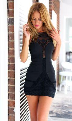 Mura Online Fashion Boutique | Dark Summers Dress